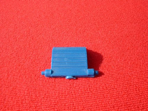 Dinky Toys 105 MSV Maximum Security Vehicle Blue plastic inner steps (Each)